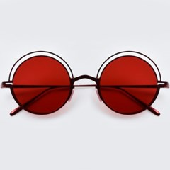 브이선 클래식 명품 틴트 평면 선글라스 VSCABRR4TR / V:SUN
