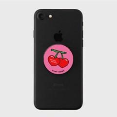 Big cherry - Pink(스마트톡)