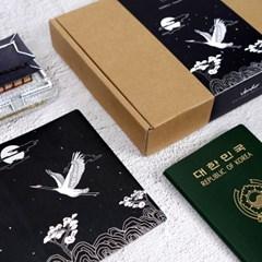 [VENHO] 송학도 여권케이스