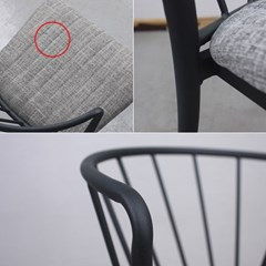 SG_C_0001 인테리어 디자인 철제 의자 체어
