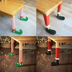 Santa Chair Leg Cover 요정 의자다리커버