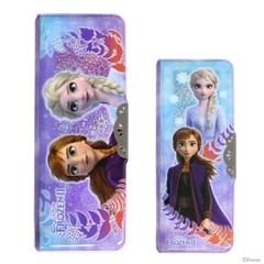 디즈니 겨울왕국2 양면자석 펜케이스(필통)
