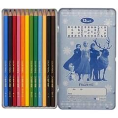 디즈니 겨울왕국2 12색 색연필세트