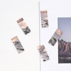 마그네틱 북마크 - 로키산맥 ver.2