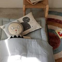 리틀마우스 알러지케어 토퍼형 낮잠이불세트