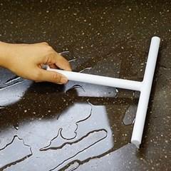 핸드 스퀴지 거울 청소, 물기제거 (2컬러)