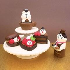 [데꼴] 발렌타인데이 초콜렛 피큐어 시리즈 6종(한정판