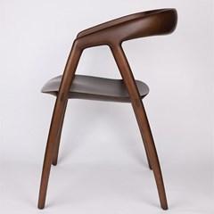 INC_C_0028 비취 원목 인테리어 디자인 체어 의자