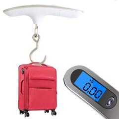 여행용 손저울 휴대용 트래블체커 40kg 50kg_(2313833)