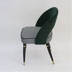 CAM_C_0031 철제 패브릭 인테리어 디자인 카페 체어 의자