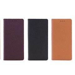 갤럭시노트8 (N950) 카투소 소가죽 플립 다이어리 케이스