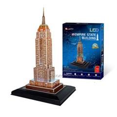 [큐빅펀] 엠파이어 스테이트 빌딩 LED_(1053524)