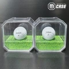 엠케이스 기념 골프공 장식장 홀인원 진열장 무한확장