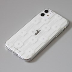 CBB SC IP retro flower_jelly case