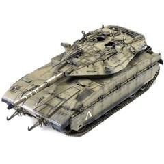 HOBBY MODEL KITS 메르카바 MkIID 이스라엘 탱크전차