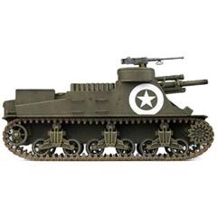 HOBBY MODEL KITS 미군 M7프리스트 자주포전차 탱크