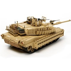HOBBY MODEL KITS 미육군 M1A2 터스크II 탱크 전차