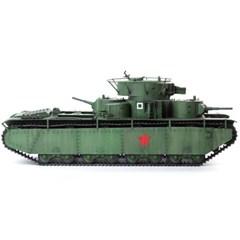 HOBBY MODEL KITS 소련 중전차 T35 헤비 탱크