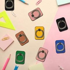 마디모이 이니셜 프랑스 가죽 스마트링 모링 ( 6 Colors 이니셜 )