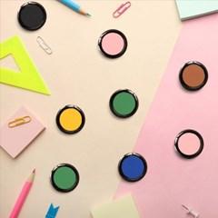 마디모이 이니셜 프랑스 가죽 스마트링 링링 ( 6 Colors 이니셜 )