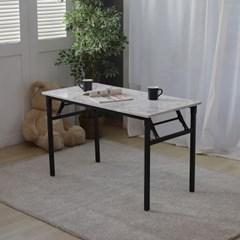 [리코베로] 르노 다용도 접이식 식탁테이블 폴딩책상 1200 6컬러