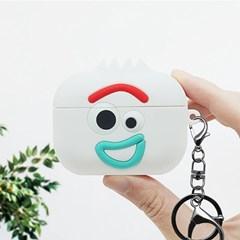 [PK] 디즈니 실리콘 에어팟프로 케이스 +철가루방지스티커