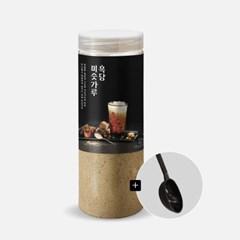 달콤고소 식사대용식, 흑당 미숫가루 대용량형 1통(530g)+스쿱증정