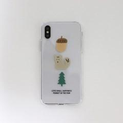 PHONE CASE. 숲속의 다람쥐