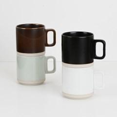 에라토 옳음 도자기 머그잔 컵 4종1택_(1471613)