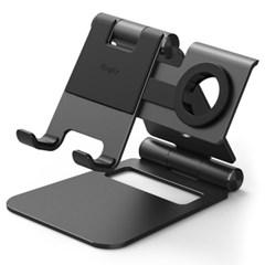 링케 슈퍼 폴딩 태블릿 갤럭시워치 액티브 애플워치 스탠드 거치대