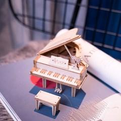ROBOTIME 그랜드 피아노 Grand Piano TG402_(1662878)