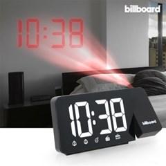 빌보드 라디오겸용 프로젝션 시계 PC-02