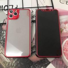 아이폰 11, Pro, Pro Max 티타늄 풀커버 액정+후면 방탄유리(3D)
