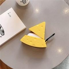 치즈 조각 에어팟 프로 케이스