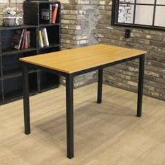 멀바우 빈티지 2인용 1200 테이블 소나타의자 세트