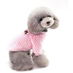 강아지 겨울옷 보들보들 보드리