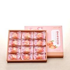 [무료배송] [오븐] 달콤하고 촉촉한~ 복숭아빵 12개입