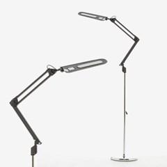 스피아노 LED 스탠드 SL-E138, 장스탠드 3단 밝기 조절