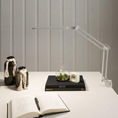 스피아노 집게형 LED 스탠드 SL-E708, 3단 밝기 조절