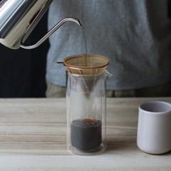 [토스트리빙] 핸드 / 커피 카라페 세트 300ml / 600ml 2type