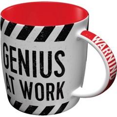 노스텔직아트[43030] Genius at Work