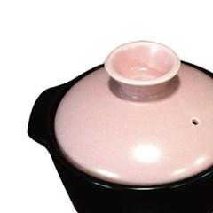 데코 파스텔 뚝배기(소)-17x11cm