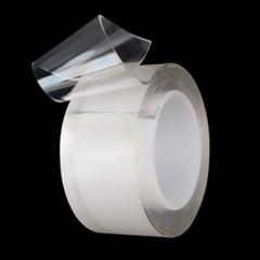 흔적없는 실리콘 젤리 초강력 양면 테이프 두께 3센치 길이3미터
