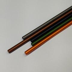 무료 각인) 무광 알루미늄 벤티 빨대(27cm)