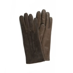 Suede Leather Gloves For Women_Sabbia