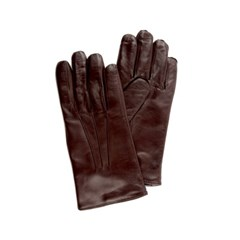 Nappa Leather Gloves For men_Brown(Marrone)