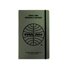 [PANAM] WEEKLY DIARY_ KHAKI_(1379973)