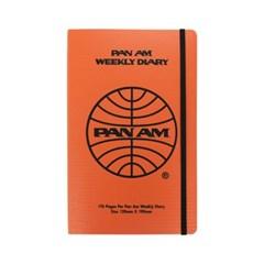 [PANAM] WEEKLY DIARY_ ORANGE_(1379975)