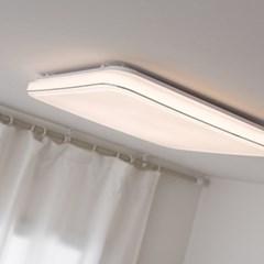 LED 링컨 리모컨 사각 방등 60W