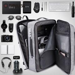 타임리스 남성백팩 노트북백팩 여행용백팩 BG-K87